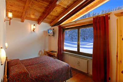 Rooms Hotel Sestriere