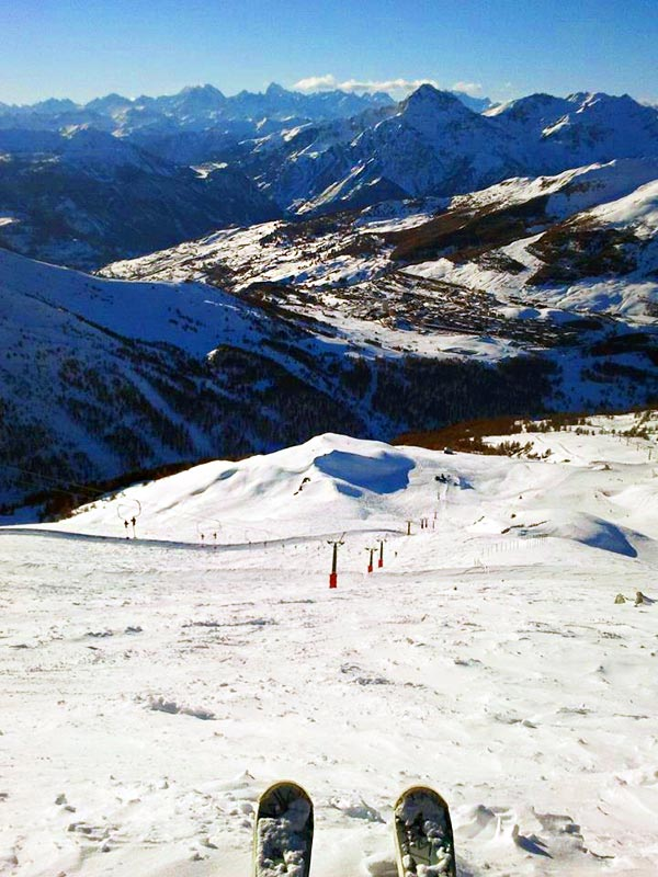 Sestriere Winter
